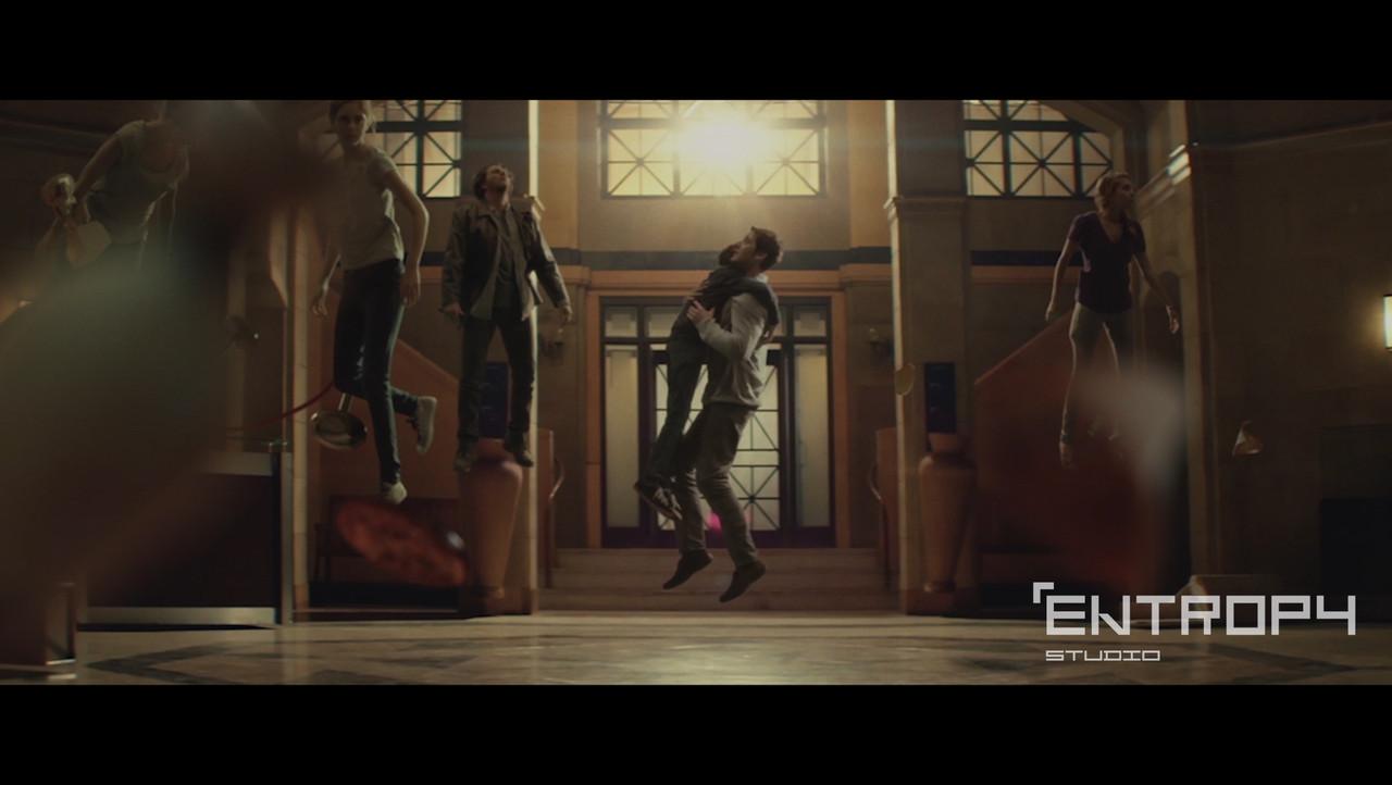 ZERO VFX BREAKDOWN | Entropy Studio: VFX, 3D, compositing, animation